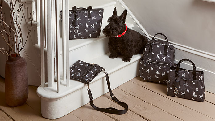 NEW! Radley New accessories just in! Shop Radley handbags, jewellery, small accessories and more favourites in a range of their playful, signature designs.