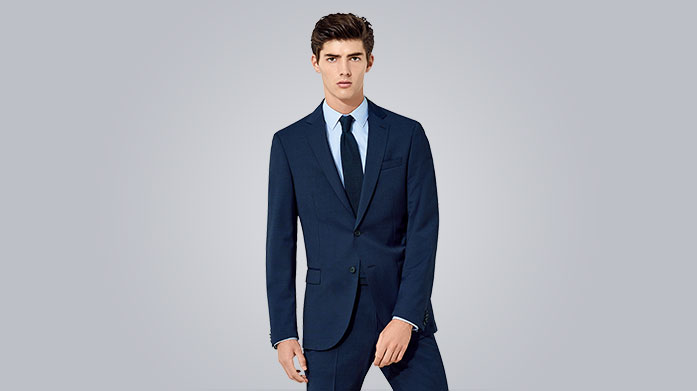 Hugo Boss Menswear Look the part this season in the finest threads from Hugo Boss. Our latest edit includes slick suiting, classic polo tees and everyday chinos. Suits from £230.