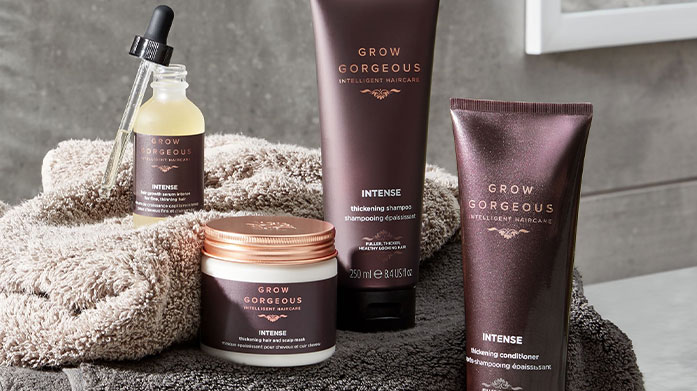 Grow Gorgeous Haircare