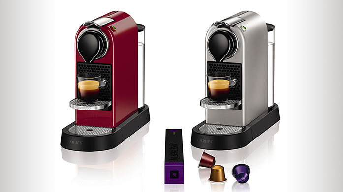 Buyer's Pick: Nespresso Krups Citiz Kick start every day the right way, with your very own Nespresso Coffee Machine- hand picked by our in house coffee connoisseur.