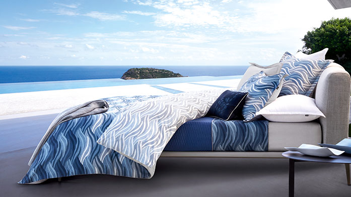 BOSS Bed Linen Bring a little Hugo Boss into your bedroom with our stunning collection of bed linen and cushions in a range of contemporary patterns.