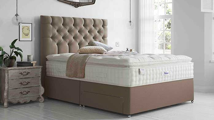 Relyon Natural Mattress Collection Packed with natural materials and pocket springs our Relyon ortho and memory foam range offers superb support that sculpts in all the right places.