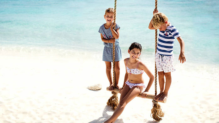 Sunuva Swimwear Sunuva's gorgeous swimwear is made from the highest quality UPF 50+ fabric to ensure your little ones stay protected.