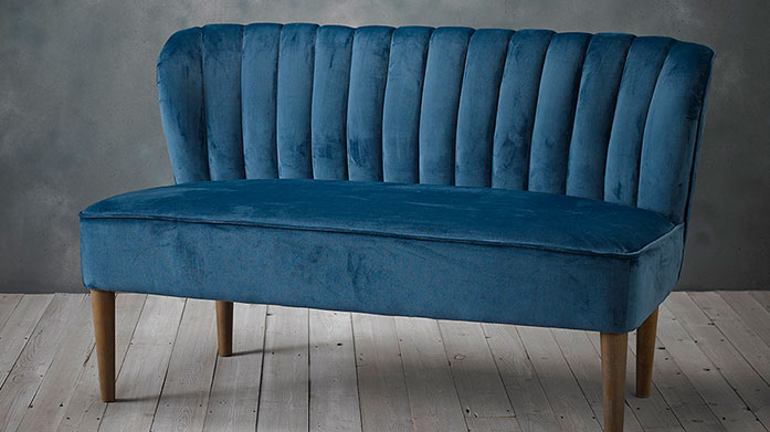 Furniture Edit: The Velvet Collection Well hello velvet furniture! Keep your home on-trend with a luxe statement piece from this edit of sofas, armchairs, pouffes and stools.