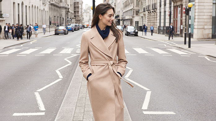 Jaeger Womenswear  Look to the season ahead and prepare for autumn with beautiful coats, tailoring and knitwear from British heritage brand, Jaeger. Coats from £99.