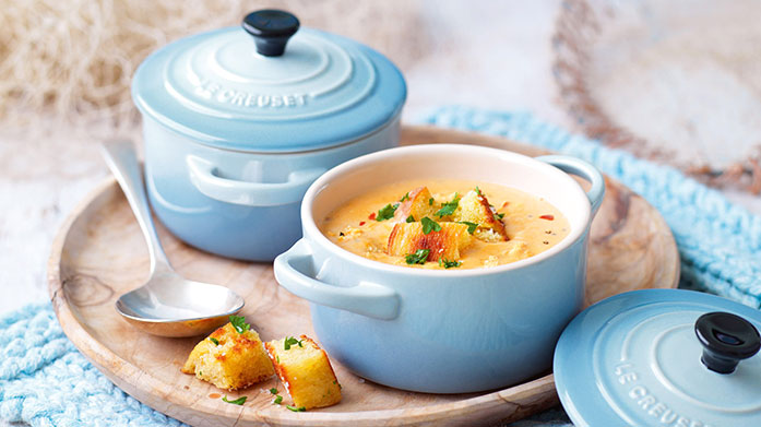 Le Creuset Choose iconic stoneware you'll cherish for years to come by Le Creuset. Shop cast iron cookware, mugs, jugs and more.