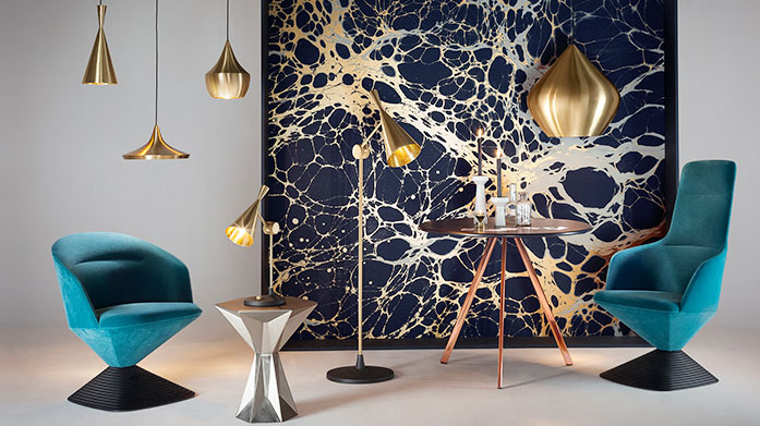 Tom Dixon Tom Dixon creates stylish and contemporary forward-thinking designs, inspired by Britain's rich heritage. Shop lighting, ornaments and candles in BrandAlley's debut sale.