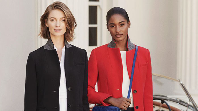 What to Wear to Work  Update your workwear wardrobe with professional on-trend pieces including coats, dresses, separates and knitwear from designer favourites.