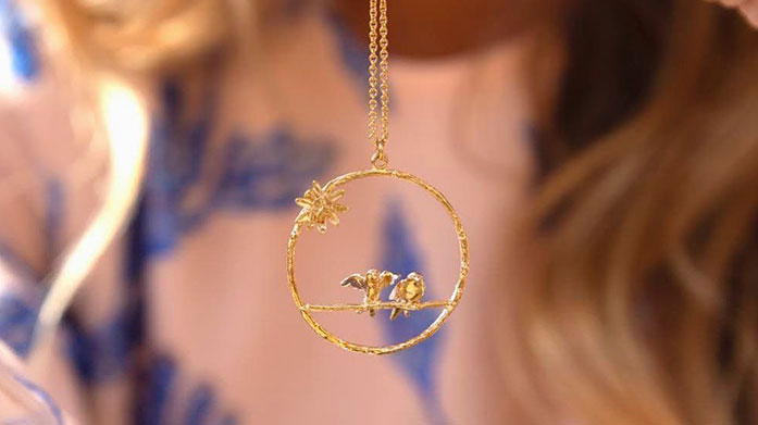 Alex Monroe Find a sparkling collection of delicate gold plated and silver necklaces, bracelets and rings in our new Alex Monroe jewellery sale.