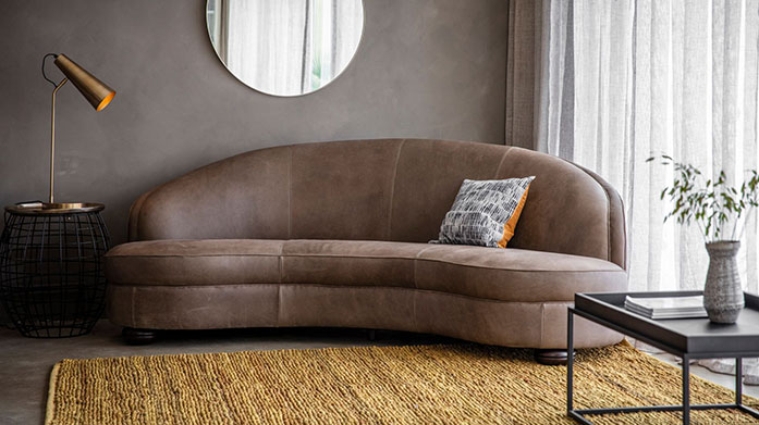 Leather & Linen Collection Discover butter-soft leather sofas and armchairs and luxury linen upholstered chairs and living room chairs.