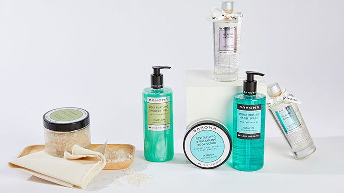 Bahoma Beauty Treat a loved one, or yourself, to some luxurious bath and body goodness with our select range of decadent gift sets from Bahoma.