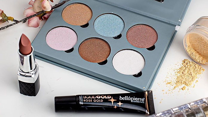 Bellapierre Cosmetics Shop our new range of backstage-inspired, natural mineral makeup from Bellapierre, including lip kits, eyeshadow palettes and foundation.