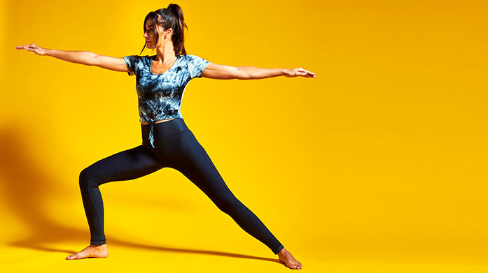 Yoga Girl Master your moves in new, performance-enhancing yoga gym wear by Electric Yoga, DKNY, Elle Sport and Lorna Jane.
