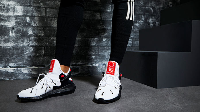 adidas Y-3 Men's Sneakers Coveted collaboration adidas Y-3 returns to BrandAlley! Shop men's designer trainers including the iconic Kusari, Saikou and Y-3 sports sneaker.