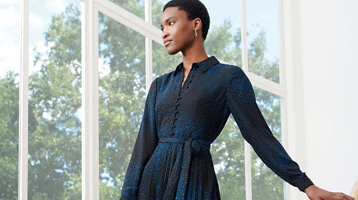 New Hobbs London Update your wardrobe with some seasonal styles. Shop classic, printed dresses, tailored separates and more from Hobbs London. Dresses from £29.