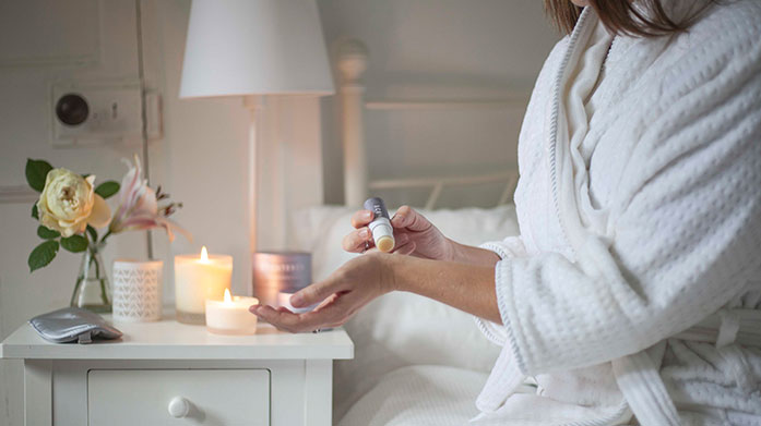 Scentered Scentered offers a unique range of 100% natural, portable Aromatherapy Balms and Candles to help you mindfully transition from moment to moment.