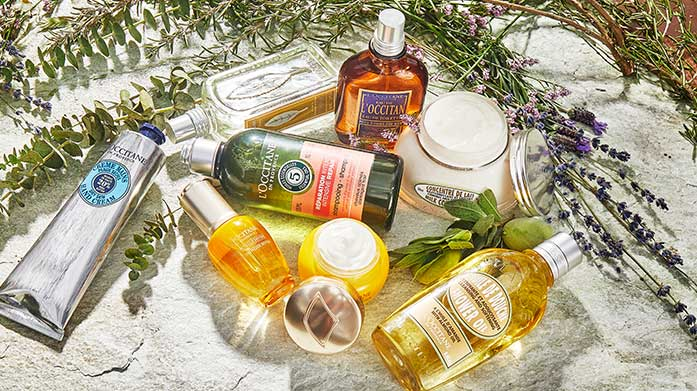 L'occitane Natural Beauty