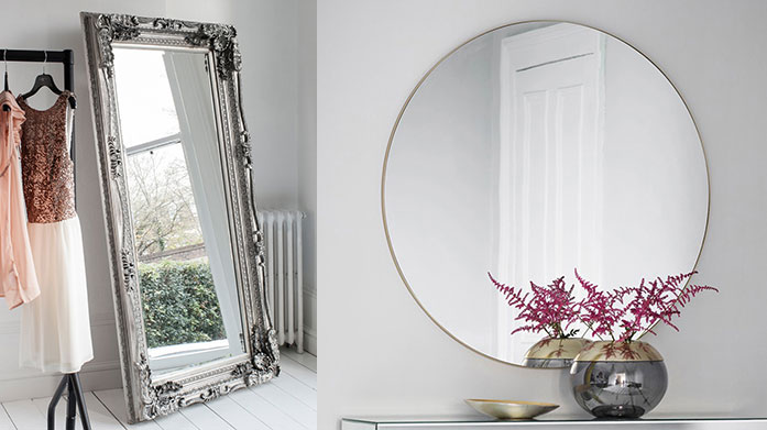 Best Of Gallery Mirrors Take a look into our latest contemporary edit of our favourite Gallery mirrors for a taste of some showstopping reflective style.