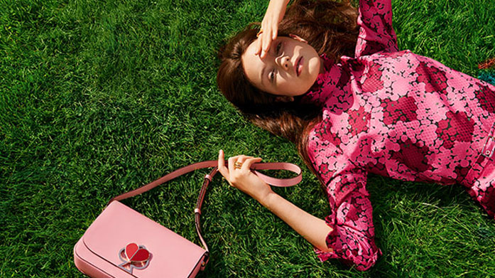 Just In: Kate Spade For accessories that are sure to make people stop and stare (in adoration), look no further than Kate Spade for statement designer handbags, purses and other small accessories.