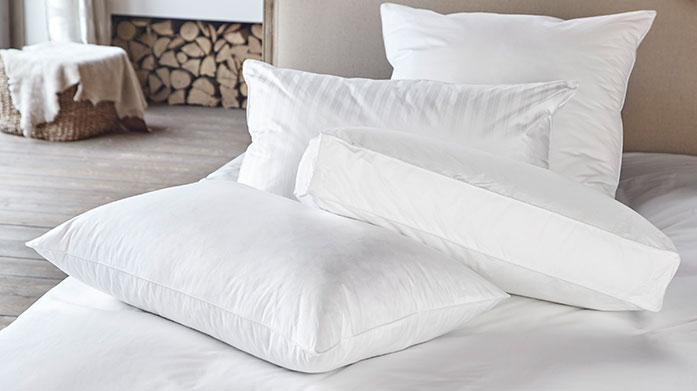 Pillowtalk Make sure your pillow talk is on point with some of the finest and firmest pillows from Sealy, Snuggledown & Dunlopillo.