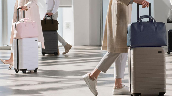 Summer Holiday Ready Suitcases Ensure you'll be whizzing through the departures lounge in style on your next get away with one of our lightweight cases from Steve Miller, Platinium & more.