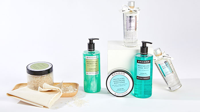 Bahoma: Beauty and Home Fragrance Let the day melt away with a relaxing pamper session filled with Bahoma products. Bath salts to candles and everthing in between.