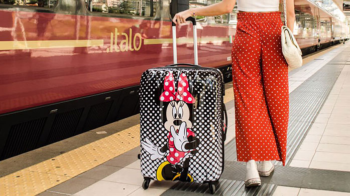 Disney by American Tourister Buy suitcases and travel bags for kids with their favourite Disney heroes on them! The perfect gift for your little one.