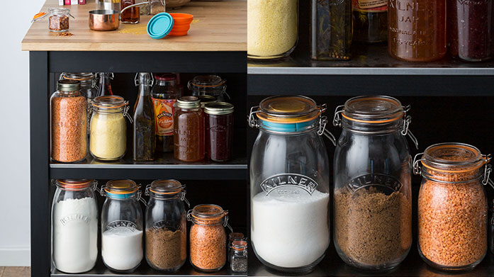 Organise Your Kitchen Cupboards