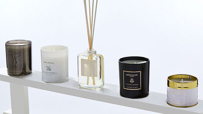 Candles & Diffusers Infuse your home with this collection of luxuriously scented candles and diffusers from madebyzen, Oasis, Stoneglow and more.