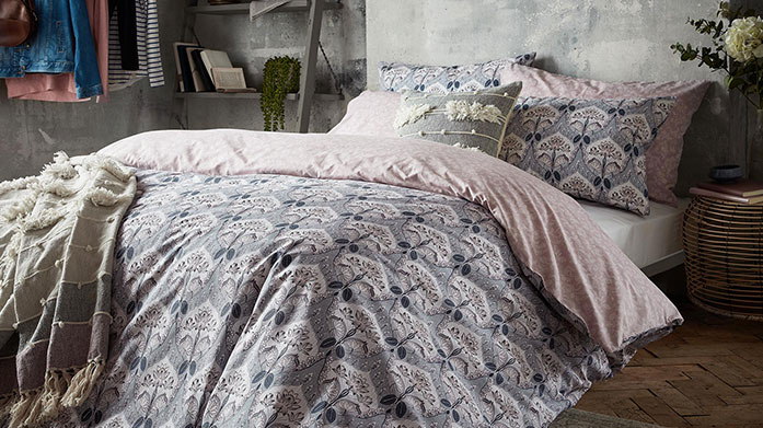 Top Brand Bed Linen & Towels Our most stylish collection of top brand bed linen featuring Cath Kidston, Ted Baker, Terence Conran and more.