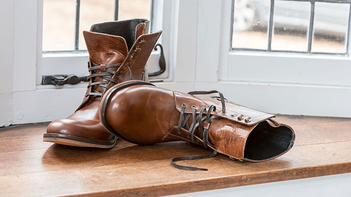 Thomas Partridge: Men's Shoes & Boots Discover timeless and classic men's shoes by Thomas Partridge, from leather brogues to suede boots and formal shoes.