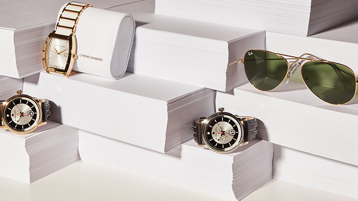 Unexpected Gifts For Him Give him a standout gift he'll love from our edit of sophisticated cashmere accessories and men's watches.