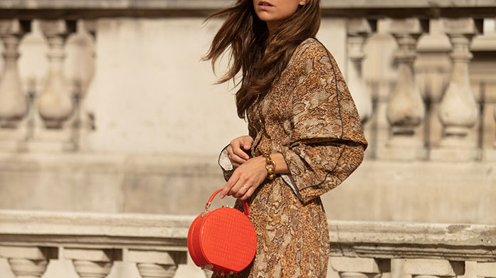 Aspinal of London As seen on celebrities and royalty alike, Aspinal of London is our go-to brand for a quintessentially British luxury accessory.