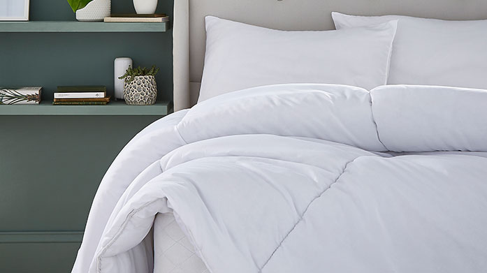 Duvets, Toppers & Pillows Our wide range of Silentnight and Snuggledown bedding includes plump pillows, cosy duvets and comfy toppers. Embrace a more stylish slumber with these bedtime essentials.