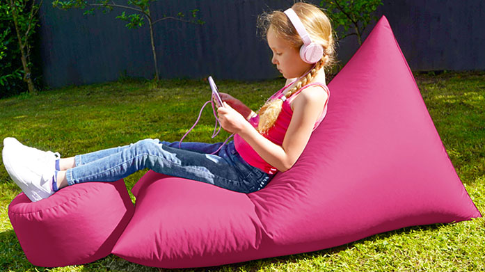 Outdoor Bean Bags by RU Comfy Relaxing in the garden just got exceptionally comfier with RU Comfy. Shop outdoor bean bags, ideal for spring evenings and lazy weekends.