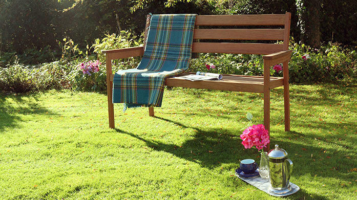Zest 4 Leisure Garden Solutions Host friends in a well-decorated garden with garden furniture sets and outdoor planters in our latest sale from Zest for Leisure.