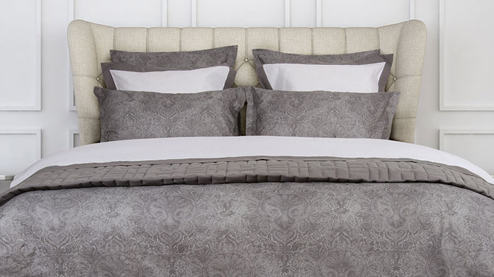 Hackett Home & Gifts Give your bed and bath the designer treatment with luxury linens, towels, throws and cushions from London favourite, Hackett.