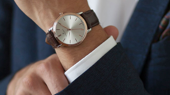 Stylish Watches for Him Stunning luxury watches for him from Ben Sherman, French Connection, Timberland and more. Being on time never looked so good.