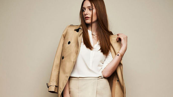 Jaeger Womenswear Spectacular everyday style and key workwear pieces by this classic English outfitters. Dresses from £35.