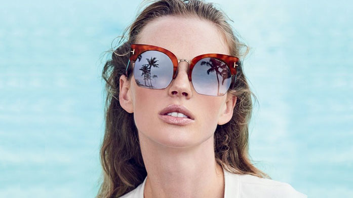 Prada and Tom Ford Sunglasses for Her  Treat yourself to something a little different this season with a pair of high fashion shades by the inimitable Tom Ford & Prada.