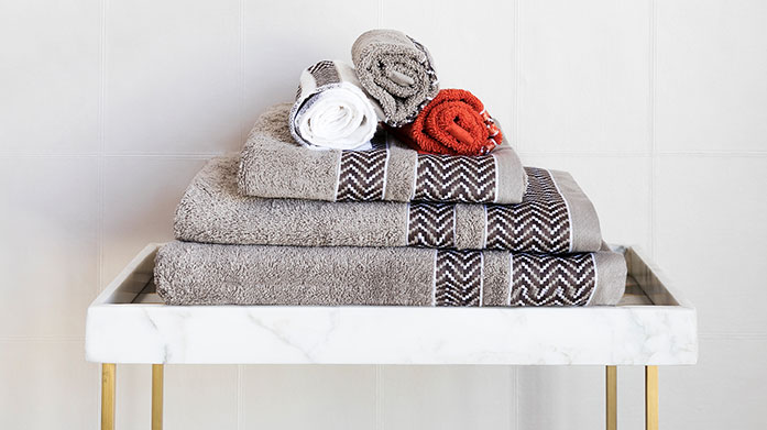 Ted Lapidus Towels