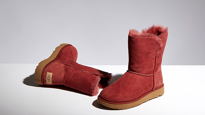 Classic Shearling Boots Keep feet warm and toasty in a stylish pair of shearling lined boots by UGG, Australia Luxe Collective and Fenlands.