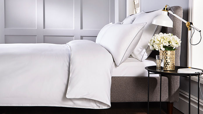 Hotel Living 400 Thread Count Linens