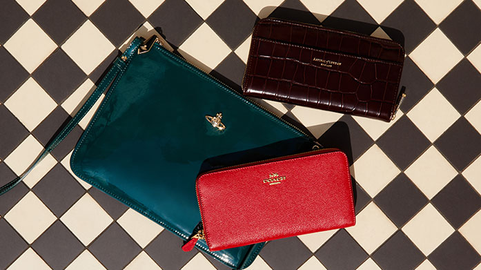 Buyer's Brand Picks Under £100 Treat yourself to some women's designer accessories from our edit of handbags, scarves and gloves, all under £100!