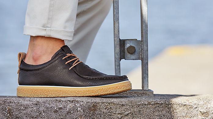 ae6374f88c3a Shop this seriously stylish collection of Scandi footwear from a brand  synonymous with function and comfort.