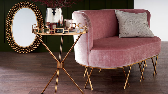 Furniture by Serene Add to your feng shui and indulge in a new coffee table, lamp table or dining table to shake up your interiors by Serene Furnishings.