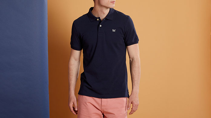 Men's Spring Classics  Choose spring favourites he'll love over the coming months with shirts, boxers, lightweight knitwear and more wardrobe staples from Crew Clothing and Boden.