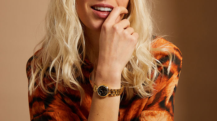 World of Watches for Her  Make the time to search for a new watch to add to your everyday repertoire. Shop classic and elevated timepieces from Mathieu Legrand, Chrono Diamond and more.