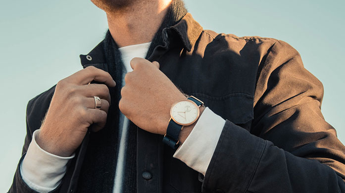 World of Watches for Him  Invest in a statement watch for him to wear day after day. Shop offerings from Chrono Diamond, Andre Belfort and more that he'll adore.