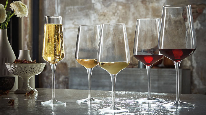 Crystal Glassware from £9 Find the finest crystal glassware for your home in our latest flash sale featuring Ella Sabatini, Luigi Bormioli with prices from £9!